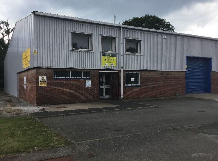 Commercial property overhaul