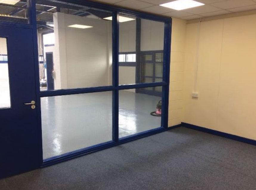 Office Refurbishment in the North West