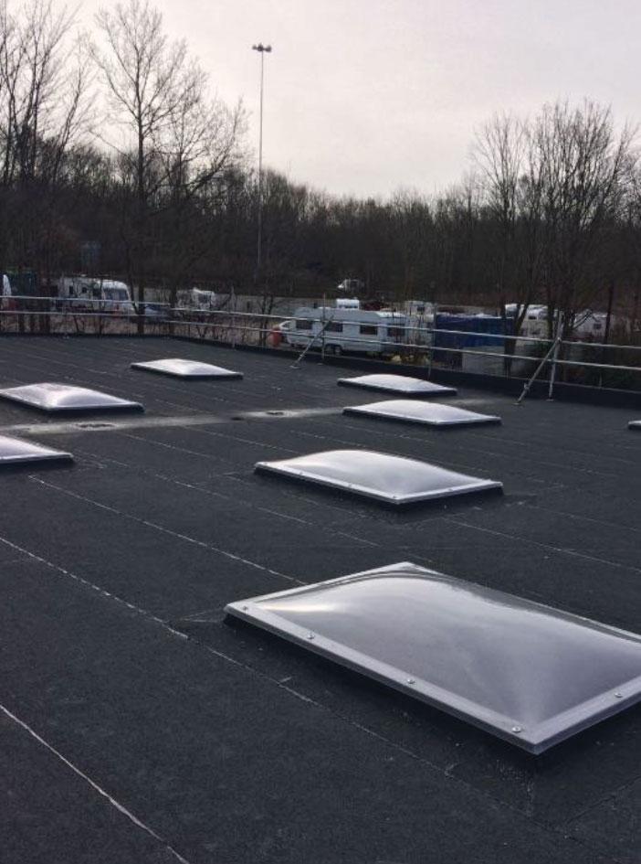 factory roof repairs
