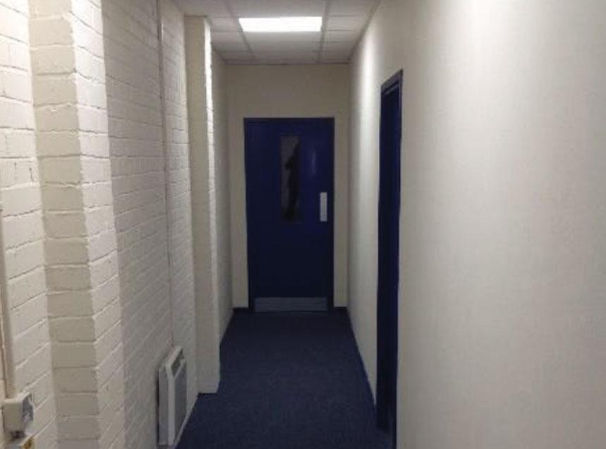 Office refit Manchester