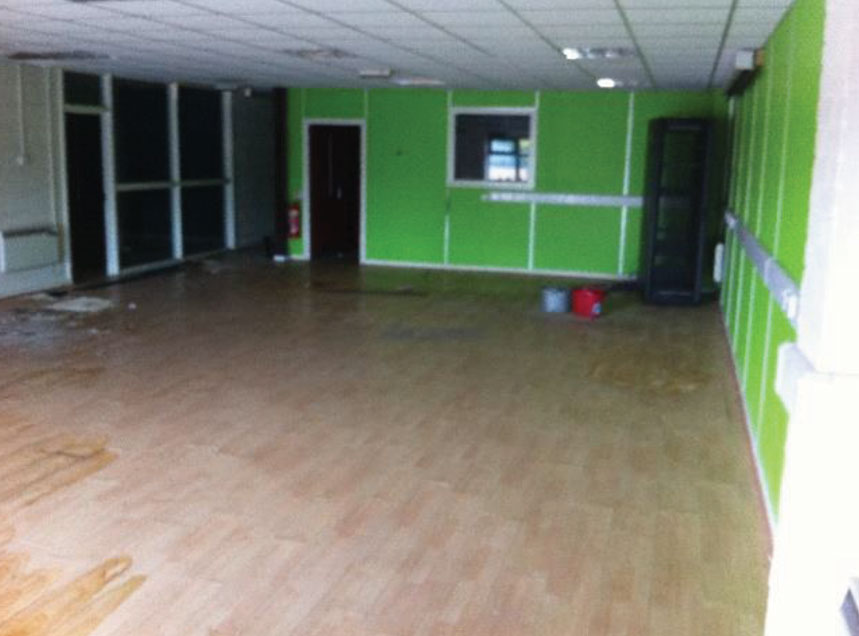 Commercial premises refit Liverpool and Manchester