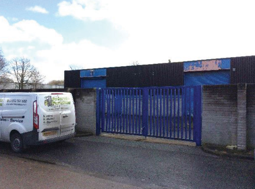 Repairs and building work on commercial property in Merseyside and Greater Manchester