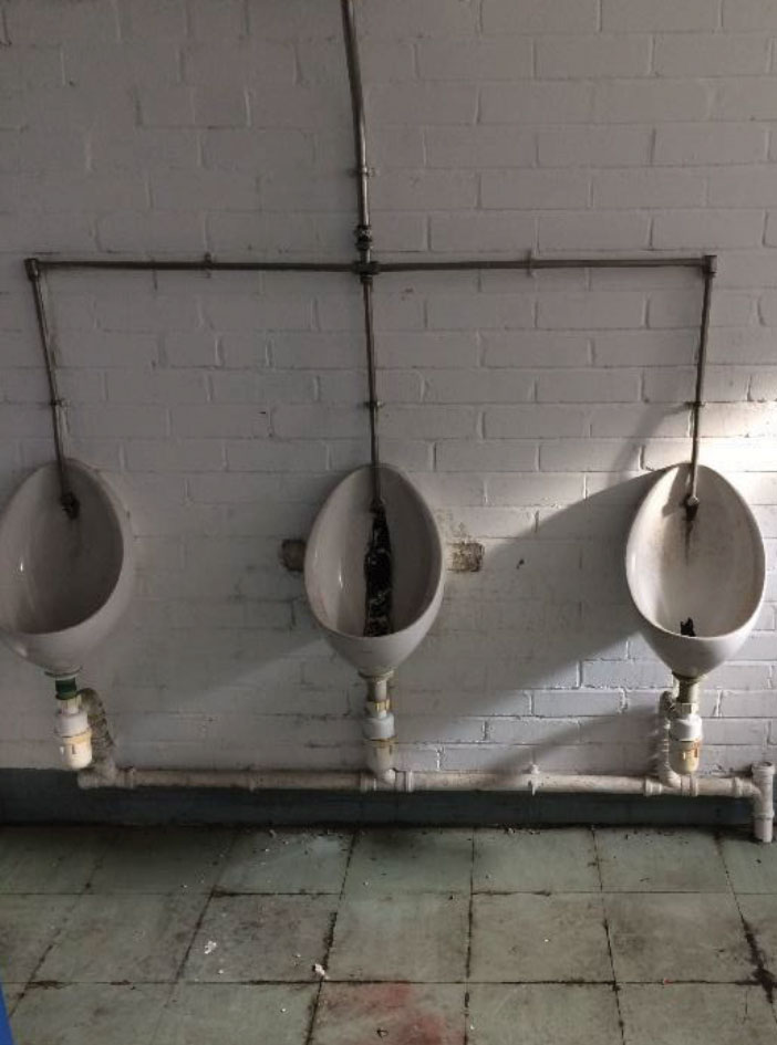 Commercial toilet refurbishment in Liverpool and Manchester
