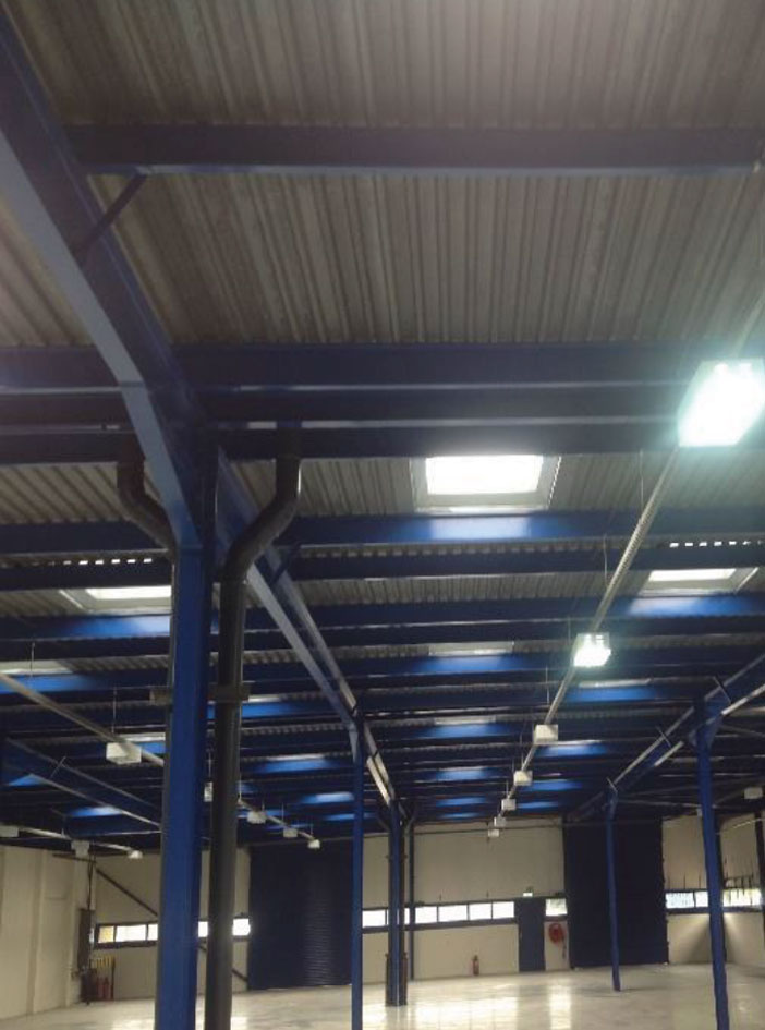 Refit warehouse North West
