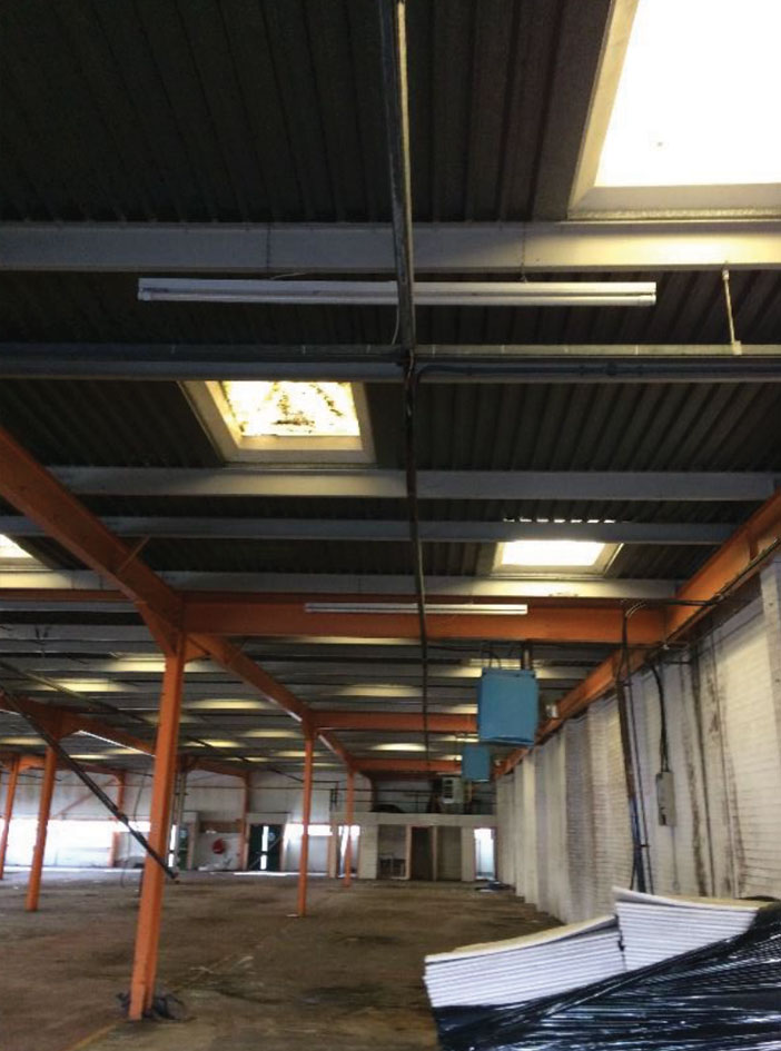 Industrial warehouse refurbishment North West Liverpool And Manchester