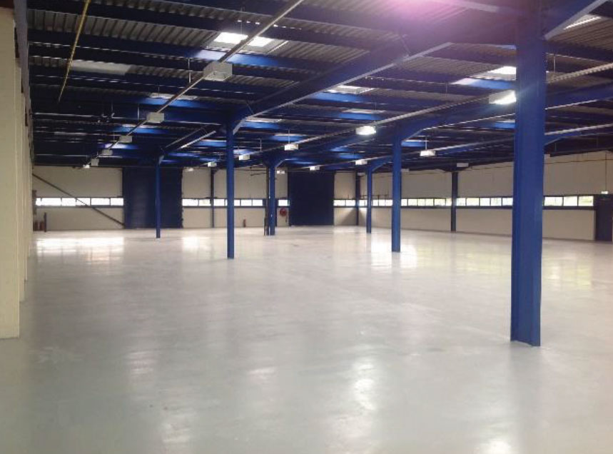 industrial building refurbishment and refit Liverpool and Manchester